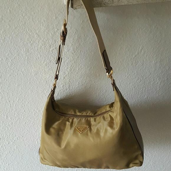 ec3d7ec83f5138 Authentic prada tessuto nylon bag. M_5bd22332aaa5b8d301ec600a
